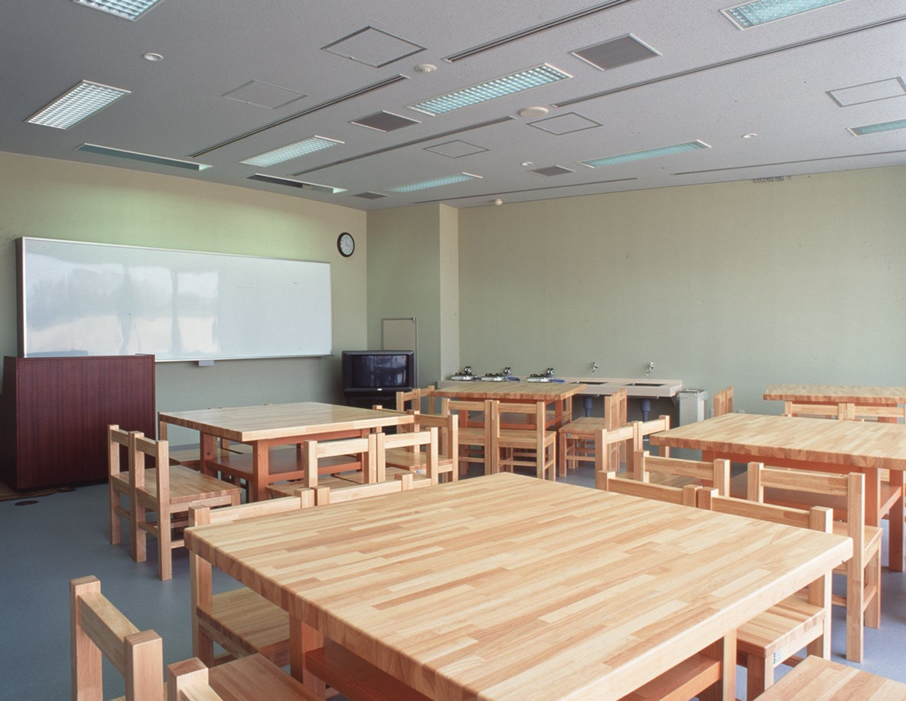 館内ガイド 郷土学習室
