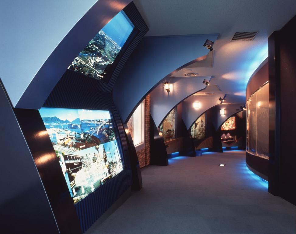 館内ガイド タイムトンネル